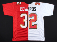 "Mike Edwards Signed Jersey Inscribed ""Super Bowl Champs"" (JSA COA) at PristineAuction.com"