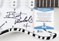 """Bret Michaels Signed 39"""" Electric Guitar (Beckett COA) at PristineAuction.com"""