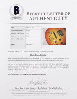 """Slash Signed 39"""" Electric Guitar with Inscription & Hand-Drawn Sketch (Beckett LOA) at PristineAuction.com"""