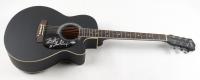 "Bret Michaels Signed 38"" Acoustic Guitar (Beckett Hologram) at PristineAuction.com"