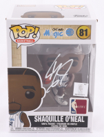 Shaquille O'Neal Signed Magic #81 Funko Pop! Vinyl Figure (Beckett COA) (See Description) at PristineAuction.com