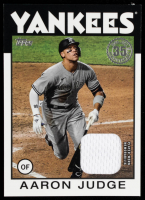 Aaron Judge 2021 Topps '86 Topps Relics #86RAJ at PristineAuction.com