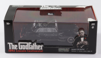 "James Caan Signed ""The Godfather"" 1941 Lincoln Continental Die-Cast Car (Schwartz COA) (See Description) at PristineAuction.com"