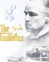 """Gianni Russo Signed """"The Godfather"""" 11x14 Photo Inscribed """"Carlo"""" (JSA COA) at PristineAuction.com"""