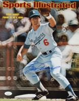Steve Garvey Signed Dodgers 11x14 Photo (JSA COA) at PristineAuction.com