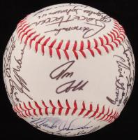 1991 Team USA Collegiate National Team Baseball Signed by (31) with Jason Giambi, Todd Greene, Darren Dreifort, Phil Nevin (Beckett LOA) at PristineAuction.com