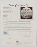 Ted Williams Signed OAL Baseball (JSA LOA) at PristineAuction.com
