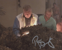 """Brian Dennehy Signed """"Cocoon"""" 8x10 Photo (AutographCOA COA) at PristineAuction.com"""