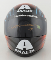 Jeff Gordon Signed Rare NASCAR Axalta Brickyard 400 Win Full-Size Helmet #24/524 (Car Number 1/1) (Gordon Hologram) at PristineAuction.com