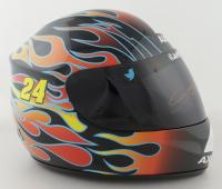 Jeff Gordon Signed Rare NASCAR Axalta Brickyard 400 Win Full-Size Helmet #24/524 (Car Number 1/1) (Gordon Hologram) at PristineAuction.com
