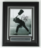 Post Malone Signed 13x17 Custom Framed Photo Display (Beckett COA) at PristineAuction.com