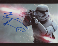 """Kevin Smith Signed """"Star Wars: The Force Awakens"""" 8x10 Photo (AutographCOA COA) at PristineAuction.com"""