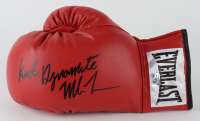 "Mike Tyson Signed Everlast Boxing Glove Inscribed ""Kid Dynamite"" (Fiterman Sports Hologram) at PristineAuction.com"
