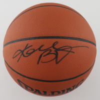 Kobe Bryant Signed NBA Basketball (PSA COA) at PristineAuction.com