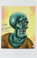 Rodger Bumpass Signed 14.5x24 Canvas Print (PSA COA) at PristineAuction.com