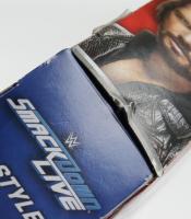A.J. Styles Signed Elite Collection Smack Down Live Action Figure (PSA COA) (See Description) at PristineAuction.com