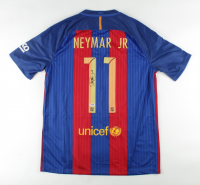 Neymar Signed FC Barcelona Jersey (PSA COA) at PristineAuction.com