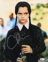 "Christina Ricci Signed ""Adam's Family"" 11x14 Photo (Beckett COA) at PristineAuction.com"