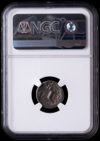 Celts, Lower Danube c.3rd-2nd Centuries B.C. Types of Philip III AR Drachm Ancient Celtic Silver Coin (NGC Ch F) at PristineAuction.com