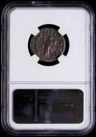 Philip I AD 244-249 Roman Empire AR Double Denarius Ancient Roman Silver Coin - Danube Silver Collection (NGC Ch VF) at PristineAuction.com