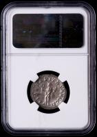Philip I AD 244-249 Roman Empire AR Double Denarius Ancient Roman Silver Coin - Danube Silver Collection (NGC XF) at PristineAuction.com