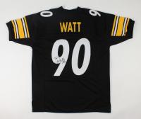 T.J. Watt Signed Jersey (JSA COA) (See Description) at PristineAuction.com