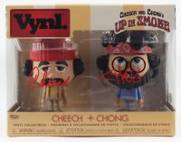 "Cheech Marin & Tommy Chong Signed ""Up in Smoke"" Cheech & Chong Funko Vynl. Figures (JSA COA) (See Description) at PristineAuction.com"