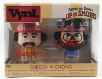 "Cheech Marin & Tommy Chong Signed ""Up in Smoke"" Cheech & Chong Funko Vynl. Figures (JSA COA) at PristineAuction.com"