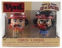 "Cheech Marin & Tommy Chong Signed ""Up in Smoke"" Cheech & Chong Funko Vynl. Figures (JSA COA) (See Description) at PristineAuction.com"