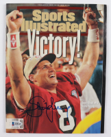 """Steve Young Signed 1995 """"Sports Illustrated"""" Magazine (Beckett COA) at PristineAuction.com"""