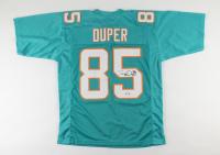 """Mark """"Super"""" Duper Signed Jersey (PSA COA) at PristineAuction.com"""