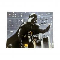 "Dave Prowse Signed ""Star Wars"" 11x14 Photo Inscribed ""Darth Vader!"" (JSA COA) at PristineAuction.com"