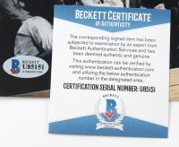 Dennis Rodman Signed Bulls 8x10 Photo (Beckett COA) at PristineAuction.com