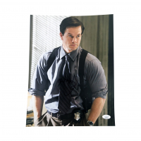 "Mark Wahlberg Signed ""The Departed"" 11x14 Photo (JSA COA) at PristineAuction.com"