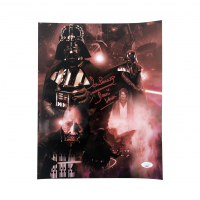 """Dave Prowse Signed """"Star Wars"""" 11x14 Photo Inscribed """"Is Darth Vader"""" (JSA COA) at PristineAuction.com"""