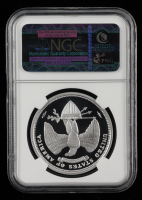 2005 George T. Morgan 1 oz Silver $100 Union Coin (NGC Ultra Cameo Gem Proof) at PristineAuction.com