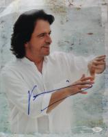 Yanni Signed 11x14 Photo (JSA Hologram) (See Description) at PristineAuction.com