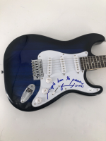 """Patti Smith Signed 39"""" Electric Guitar Inscribed """"People Have The Power"""" (JSA COA) at PristineAuction.com"""