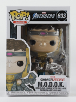 "MODOK - ""Marvel's Avengers"" - Games #633 Funko Pop! Vinyl Bobble-Head Figure at PristineAuction.com"