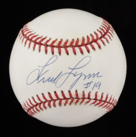 Fred Lynn Signed OAL Baseball (Beckett COA) at PristineAuction.com