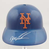 "Dwight ""Doc"" Gooden Signed Mets Full-Size Batting Helmet (Schwartz COA) at PristineAuction.com"