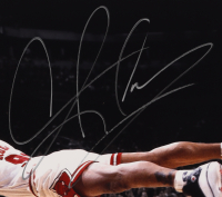 Dennis Rodman Signed Bulls 16x20 Photo (Beckett COA) at PristineAuction.com