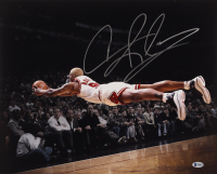 Dennis Rodman Signed Bulls 16x20 Photo (Beckett COA) (See Description) at PristineAuction.com