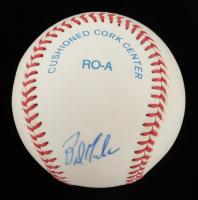 Bob Melvin Signed OAL Baseball (Beckett COA) (See Description) at PristineAuction.com