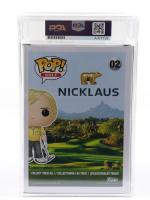 "Jack Nicklaus Signed ""The Golden Bear"" #02 Funko Pop! Vinyl Figure (PSA Encapsulated) at PristineAuction.com"