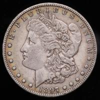 1897-O Morgan Silver Dollar at PristineAuction.com