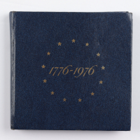 1776-1976 U.S. Bicentennial Silver Proof Coin Set with (3) Coins (See Description) at PristineAuction.com