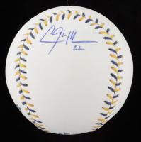 Clayton Kershaw Signed 2016 All-Star Game Logo OML Baseball (JSA Hologram) at PristineAuction.com