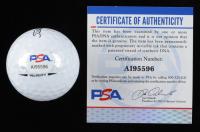 Jack Nicklaus Signed Golf Ball (PSA COA) at PristineAuction.com