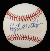 Hoyt Wilhelm Signed OAL Baseball (Beckett COA) (See Description) at PristineAuction.com